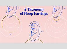 Hoop Earrings at Every Size A Shopping Guide StyleCaster