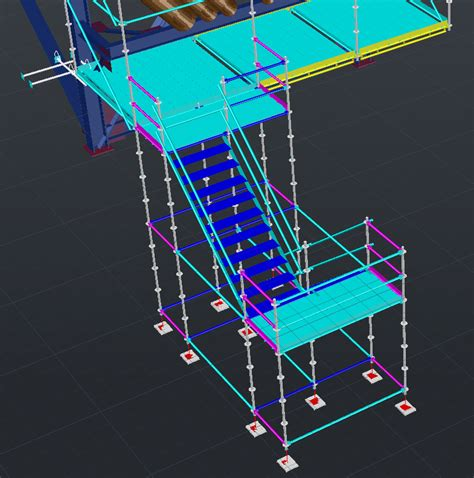 Scaffold Counter By Avontus Autocad Autodesk App Store