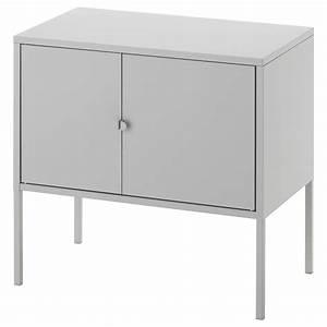 Buffet Metal Ikea : lixhult cabinet metal grey 60x35 cm ikea ~ Teatrodelosmanantiales.com Idées de Décoration