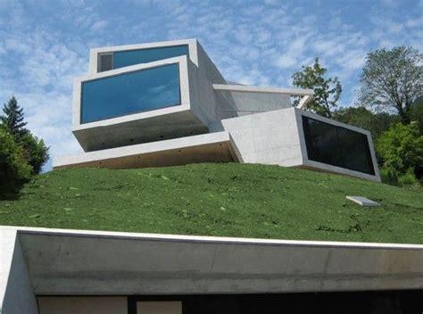 Villa Am See 24 Architecturally Striking Concrete Home