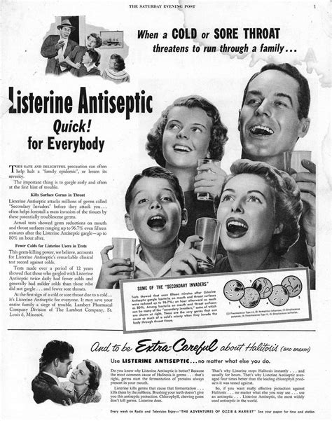 'Femineered' Ads From The Saturday Evening Post (Feb 14 ...