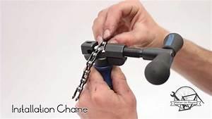 Comment Aiguiser Une Chaine De Tronçonneuse : utiliser un derive chaine velo youtube ~ Dailycaller-alerts.com Idées de Décoration
