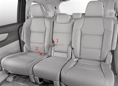 Honda Pilot Captains Chairs 2013 by 2016 Honda Pilot With 2nd Row Captains Chairs Autos Post