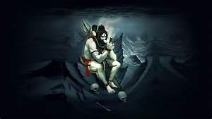 Lord Shiva - Wallpaper by ramawat on DeviantArt