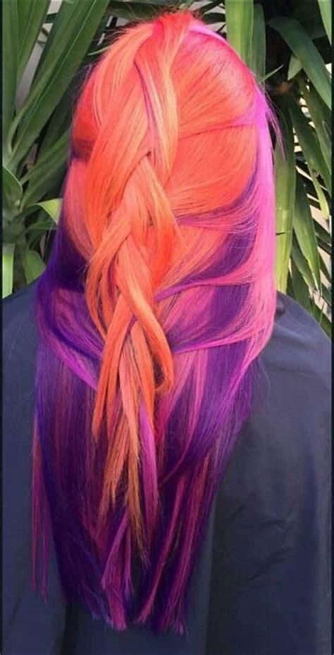 1000 Ideas About Orange Hair Colors On Pinterest Burnt
