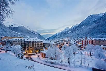 Cauterets Village Ski Espagne Pont Pyrenees Activites