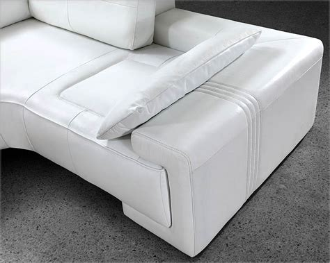 white leather sofa set white leather modern design sectional sofa set 44l0738