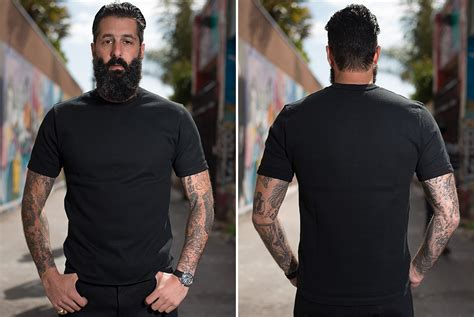 Iron Heart's Latest T-shirts Weigh Almost As Much As Your