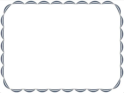 Free Border Templates by 10 Award Certificate Templates Blank Certificates