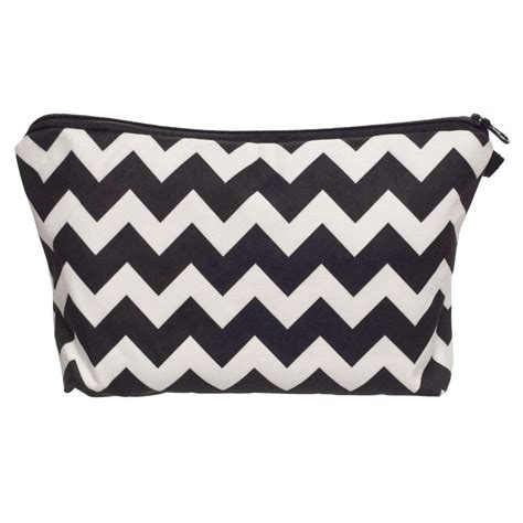 auau small make up bag personalised cosmetic bag wash bag makeup pouch for or stripe