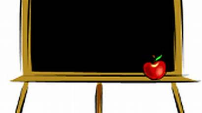 Teacher Tools Clipart Teachers Blackboard Board Students