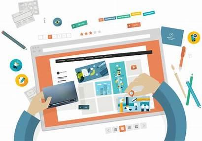 Ui Ux Interfaces Designing Social Poster Interface