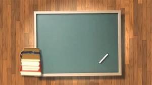 School Premium HD Video Background HD0451 , Video ...
