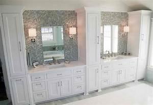 15, Traditional, Tall, Bathroom, Cabinets, Design