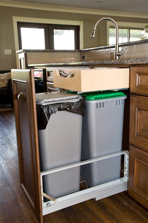 kitchen garbage cans sink garbage can sink 8106