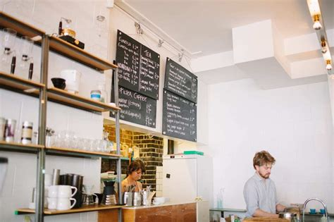 Compass is a place for coffee lovers. Cafe Review: Prufrock Coffee in London | The Coffee Compass