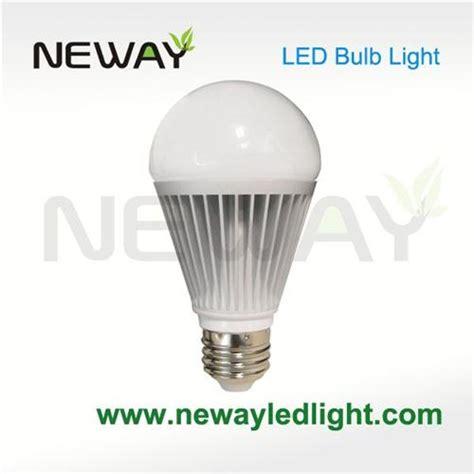 8w led e27 light bulb equivalent to 50w incandescent