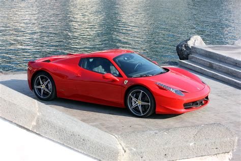 Top Speed 458 by 2012 458 Italia Spider Gallery 418680 Top Speed