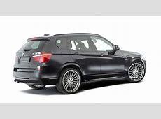 BMW X3 F25 modified by Hamann