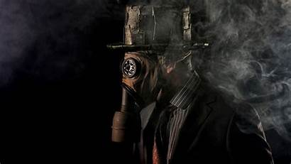 Mask Gas Cool Wallpapers Smoke Wallhaven Background