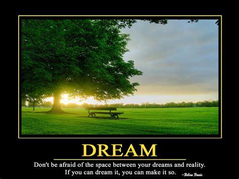 Motivational Wallpaper - Dream - Goal Setting Guide