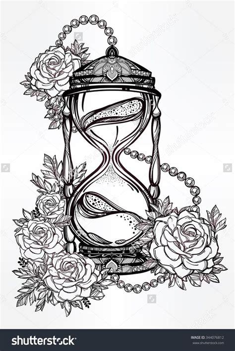 ideas  hourglass drawing  pinterest