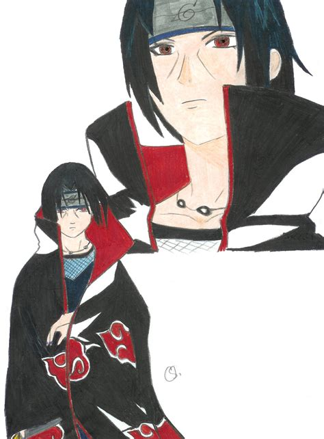 Naruto Itachi Sama Minitokyo