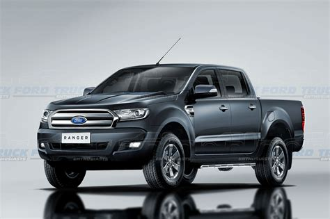 New Trucks 2019 by Is This The New 2019 Ford Ranger That Will Debut In