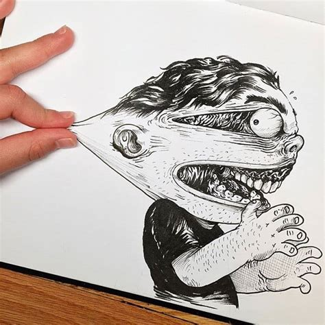 artist  fights   drawings