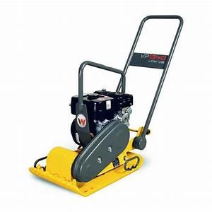 15 5 U0026quot  X 23 U0026quot  Compactor Plate Vp1340 Wacker