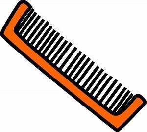 Orange Comb Clip Art at Clker.com - vector clip art online ...
