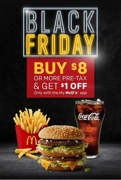 Canada Friday Mcdonald Deals Promotion Mcdonalds