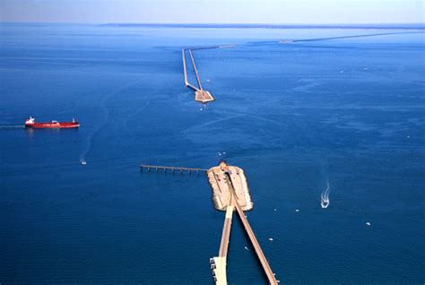 Usdot Announces Funding For Chesapeake Bay Bridge-tunnel