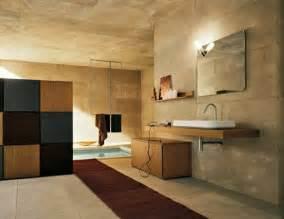 bathroom vanity lighting ideas waschtisch aus holz für mehr gemütlichkeit im bad