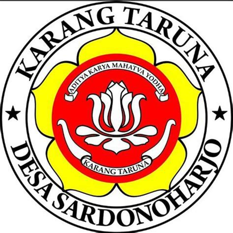 website resmi website karang taruna desa sardonoharjo