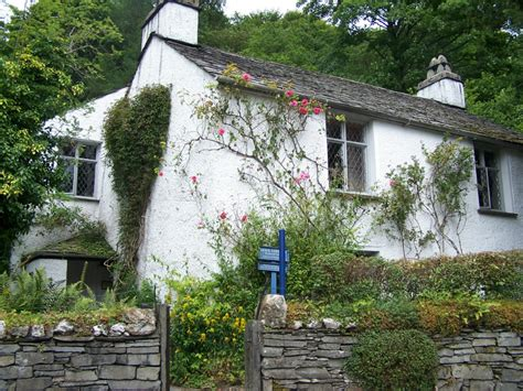 Dove Cottage by Dove Cottage Home Of William Wordsworth Grasmere