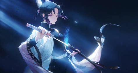 Giyu x shinobu / demon slayer: This amazing Shinobu (Demon Slayer) wallpaper : animegifs