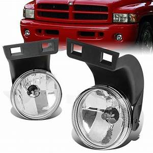 03 Dodge Ram Fog Light Wire Harness