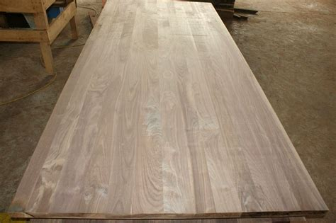 american black walnut full lamellas worktops jieke wood