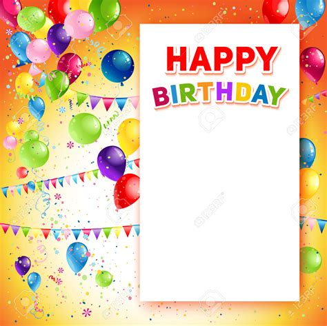 free happy birthday template happy birthday poster template virtren com