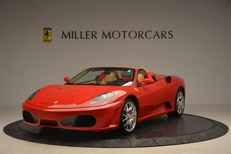 2008 F430 Spider by Used 2008 F430 Spider Greenwich Ct