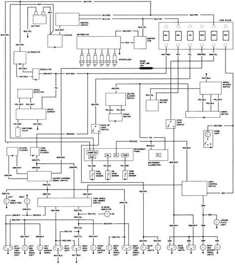 1980 Toyotum Truck Wiring Diagram by Fj40 Wiring Diagrams Ih8mud Forum
