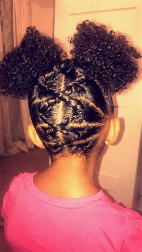 Little Girls Hairmixed Girls Hairschool Hair For Girls