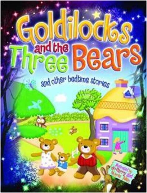 goldilocks    bears   bedtime stories  jo parry