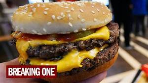 McDonald's beefs up menu with fresh patties for Quarter ...