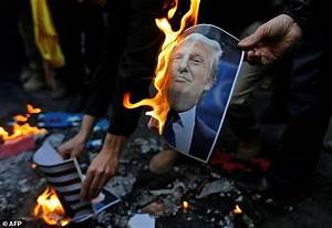 Iran says Trump support for protests 'deceitful' | Daily ...