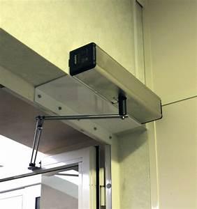 Bas De Porte Automatique : systeme de fermeture de porte pmr comprenant un ouvre ~ Dailycaller-alerts.com Idées de Décoration