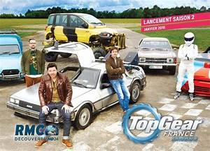 Top Gear France : top gear france en route pour la saison 2 ~ Medecine-chirurgie-esthetiques.com Avis de Voitures