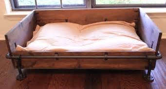 woodwork how to makewooden dog beds pdf plans