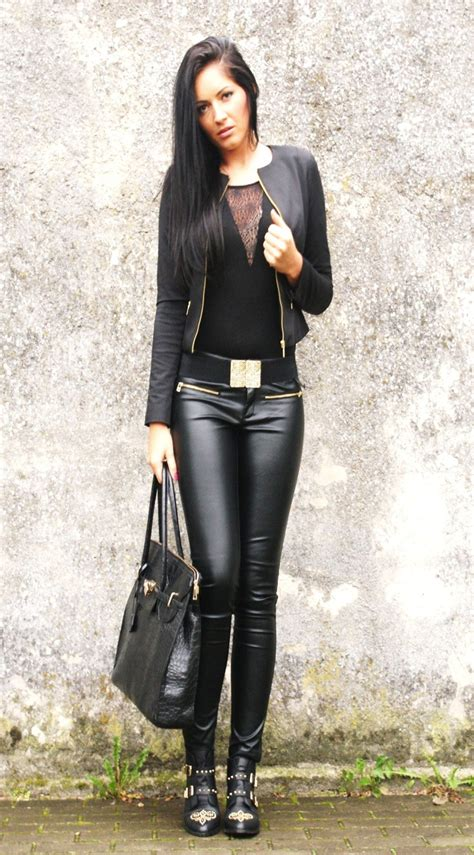 #fashion #fashionista Monika nero Stylish! glam rock | Moda fashionista | Pinterest | Never ...